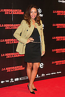 "Montse Pla attends ""La Ignorancia de la Sangre"" Premiere at Capitol Cinema in Madrid, Spain. November 13, 2014. (ALTERPHOTOS/Carlos Dafonte) /NortePhoto nortephoto@gmail.com"