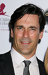 BEVERLY HILLS, CA. - October 11: Actor Jon Hamm  arrives at St. Jude's 5th Annual Runway For Life Benefit at the Beverly Hilton Hotel on October 11, 2008 in Beverly Hills, California.