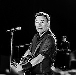 Bruce Springsteen and the E Street Band at Gillette Stadium August 2012