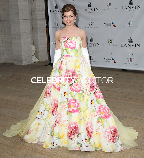 NEW YORK CITY, NY, USA - MAY 12: Jean Shafiroff at the American Ballet Theatre 2014 Opening Night Spring Gala held at The Metropolitan Opera House on May 12, 2014 in New York City, New York, United States. (Photo by Celebrity Monitor)