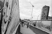 Berlino, resti del Muro (East Side Galley) --- Berlin, remains of the Wall (East Side Gallery)