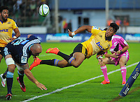 150313 Super Rugby - Hurricanes v Blues