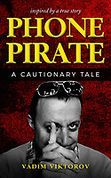 "Pictured: Phone Pirate, the book writen by Martin Rhys-Jones.<br /> Re: Martin Rhys-Jones, the father of Emma Rhys-Jones, the fiance of footballer Gareth Bale's wife has writen a book titled ""Phone Pirate""."