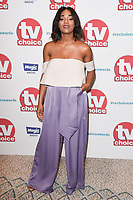 Rachel Adedeji at the TV Choice Awards 2017 at The Dorchester Hotel, London, UK. <br /> 04 September  2017<br /> Picture: Steve Vas/Featureflash/SilverHub 0208 004 5359 sales@silverhubmedia.com