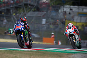 June 4th 2017, Mugello Circuit, Tuscany, Italy; MotoGP Grand Prix of Italy, Race day;  MAVERICK VINALES -  MOVISTAR YAMAHA MotoGP and<br />