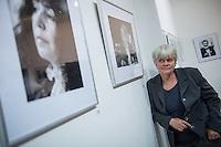 "2015/09/11 Kultur | Fotoausstellung | Gabriele Senft - ""Dialog, Schriftsteller in der DDR"""
