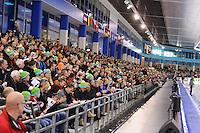 SCHAATSEN: HEERENVEEN: IJsstadion Thialf, 22-01-2017, KPN NK Sprint & Allround, ©foto Martin de Jong