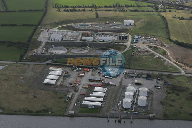 Aerial view of Flogas, Drogheda. 12/04/05..Photo NEWSFILE/Fran Caffrey.(Photo credit should read Fran Caffrey/NEWSFILE)....This Picture has been sent you under the condtions enclosed by:.Newsfile Ltd..The Studio,.Millmount Abbey,.Drogheda,.Co Meath..Ireland..Tel: +353(0)41-9871240.Fax: +353(0)41-9871260.GSM: +353(0)86-2500958.email: pictures@newsfile.ie.www.newsfile.ie.FTP: 193.120.102.198...This picture is from Fran Caffrey@newsfile.ie
