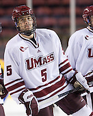 Anthony Raiola (UMass - 5) - Sweden's Under-20 team played its last game on this Massachusetts tour versus the University of Massachusetts-Amherst Minutemen losing 5-1 on Saturday, November 6, 2010, at the Mullins Center in Amherst, Massachusetts.