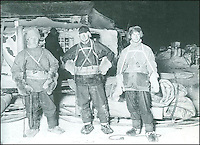 BNPS.co.uk (01202 558833)<br /> Pic: DNW/BNPS<br /> <br /> The party before the rescue mission - Cherry-Garrard on right.<br /> <br /> The Polar Medal awarded to an explorer who came within a few miles of rescuing Scott of the Antartic and his team has emerged for sale for 30,000 pounds.<br /> <br /> Apsley Cherry-Garrard was haunted for the rest of his life at not being able to reach the four men who were stranded in horrendous conditions on their return journey.<br /> <br /> Cherry-Garrard had gone to the supply depot to re-stock it with food and meet the group after what was meant to have been their historic trip to become the first people to reach the South Pole.<br /> <br /> After days of waiting he followed orders given to him and returned north to the expedition's headquarters in order to spare the sledge-dogs.<br /> <br /> Had he carried on south, and killing one dog at a time to feed to the rest after running out of food, he would have found the remaining men stranded in their tent after 12 miles.<br /> <br /> Cherry-Garrard left the One Ton Depot on March 10, 1912. Lawrence Oates died on March 16 after walking out if the tent.<br /> <br /> Scott, Edward Wilson and Henry 'Birdie' Bowers all died on or around March 30.<br /> <br /> Eight months later, at the end of the Antarctic spring, Cherry-Garrard was a member of the search party that went out and found the three men dead in their tent alongside their diaries.<br /> <br /> Cherry-Garrard was awarded the Polar Medal and the Royal Geographical Society's Scott Memorial Medal upon his return to Britain.