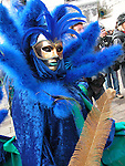 Few pictures of the Venezia's carnaval... It's always a pleasure to cross such fantastic costumes in the street of the city... An incredible and great celebration...