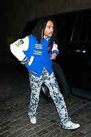 NEW YORK, NY - FEBRUARY 10: Luka Sabbat<br />  seen on February 10, 2019 in New York City. Credit: DC/MediaPunch