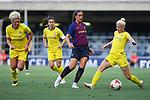 FC Barcelona vs Chelsea FC: 1-1.<br /> Alexia Putellas vs Beth England.