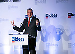Mayor Bill de Blasio (Democrat of New York City) makes remarks at the Center for American Progress' 2018 Ideas Conference at the Renaissance Hotel in Washington, DC on Tuesday, May 15, 2018.<br /> Credit: Ron Sachs / CNP<br /> (RESTRICTION: NO New York or New Jersey Newspapers or newspapers within a 75 mile radius of New York City) | usage worldwide