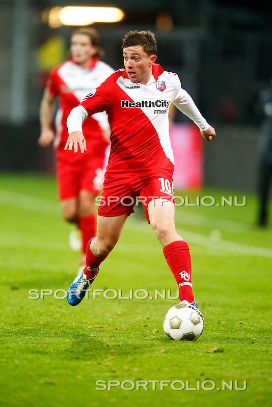 Nederland, Utrecht, 26 oktober 2012.Eredivisie.Seizoen 2012-2013.FC Utrecht-FC Groningen (1-0).Tommy Oar van FC Utrecht
