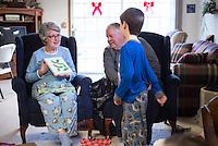 Akins Christmas 2014