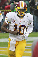 2013 September 15 Washington Redskins @ Green Bay Packers
