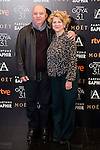 Agustin Almodovar after the reading of the nominates for Goya 2017 at Academia de Cine in Madrid, Spain. December 14, 2016. (ALTERPHOTOS/BorjaB.Hojas)