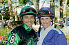 Irwin Rosendo & Rosemary Homeister Jr. at Delaware Park on 11/1/10