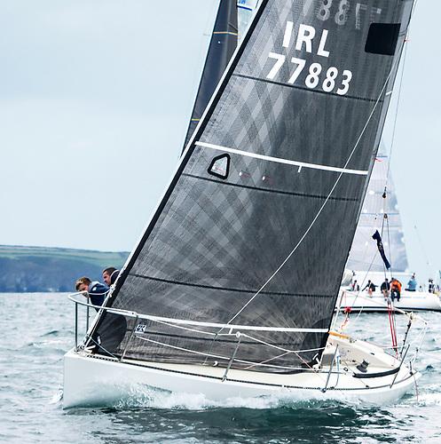 Olson 30 Coracle VI UK Sails