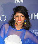 WEST HOLLYWOOD, CA. - November 02: M.I.A. arrives at Jimmy Choo For H&M at a private residence on November 2, 2009 in West Hollywood, California.. .