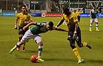 Deportivo Cali igualó como local 2-2 ante Alianza Petrolera. Fecha 18 Liga Águila I-2017.
