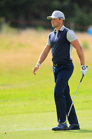 Oscar Lengden (SWE) on the 6th fairway during Round 4 of Made in Denmark at Himmerland Golf &amp; Spa Resort, Farso, Denmark. 27/08/2017<br /> Picture: Golffile | Thos Caffrey<br /> <br /> All photo usage must carry mandatory copyright credit     (&copy; Golffile | Thos Caffrey)