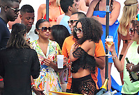 **ALL ROUND EXCLUSIVE PICTURES FROM SOLARPIX.COM**<br /> **DOUBLE SPACE RATES APPLY**<br /> **WORLDWIDE SYNDICATION RIGHTS**<br /> Little Mix singer Leigh-Anne Pinnock was spotted partying at the Champagne Spray Party at the Ocean Club in Marbella this weekend with her on-off boyfriend, Jordan Kiffin, who plays football for Ashford Town F.C. Leigh-Anne was in Marbella for a long weekend with fellow band-mate Jade Thirwall, who was hard to spot in the crowd.<br /> This pic:   Leigh-Anne Pinnock &amp; Jordan Kiffin<br /> JOB REF:  18224  GTSsf       DATE:  24.05.15<br /> **MUST CREDIT SOLARPIX.COM OR DOUBLE FEE WILL BE CHARGED**<br /> **MUST AGREE FEE BEFORE ONLINE USAGE**<br /> **CALL US ON: +34 952 811 768 or LOW RATE FROM UK 0844 617 7637****ALL ROUND EXCLUSIVE PICTURES FROM SOLARPIX.COM**<br /> **DOUBLE SPACE RATES APPLY**<br /> **WORLDWIDE SYNDICATION RIGHTS**<br /> Little Mix singer Leigh-Anne Pinnock was spotted partying at the Champagne Spray Party at the Ocean Club in Marbella this weekend with her on-off boyfriend, Jordan Kiffin, who plays football for Ashford Town F.C. Leigh-Anne was in Marbella for a long weekend with fellow band-mate Jade Thirwall, who was hard to spot in the crowd.<br /> This pic:   Leigh-Anne Pinnock <br /> JOB REF:  18224  GTSsf       DATE:  24.05.15<br /> **MUST CREDIT SOLARPIX.COM OR DOUBLE FEE WILL BE CHARGED**<br /> **MUST AGREE FEE BEFORE ONLINE USAGE**<br /> **CALL US ON: +34 952 811 768 or LOW RATE FROM UK 0844 617 7637****ALL ROUND EXCLUSIVE PICTURES FROM SOLARPIX.COM**<br /> **DOUBLE SPACE RATES APPLY**<br /> **WORLDWIDE SYNDICATION RIGHTS**<br /> Little Mix singer Leigh-Anne Pinnock was spotted partying at the Champagne Spray Party at the Ocean Club in Marbella this weekend with her on-off boyfriend, Jordan Kiffin, who plays football for Ashford Town F.C. Leigh-Anne was in Marbella for a long weekend with fellow band-mate Jade Thirwall, who was hard to spot in the crowd.<br /> Leigh-Anne <br /> This pic:   Leigh-Anne Pinnock <br /> JOB REF:  18224  GTSsf       DATE:  24.05.15<br /> **MUST CREDIT SOLARPIX.COM OR DOUBLE FEE WILL BE CHARGED**<br /> **MUST AGREE FEE BEFORE O