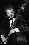 Niels-Henning &Oslash;rsted Pederson, Great American Music Hall. March 14, 1981.52-21-36. a Danish jazz bassist known for his impressive technique and an approach that could be considered an extension of the innovative work of Scott LaFaro. Born in Osted, near Roskilde, on the Danish island of Zealand, Pedersen was known simply as NH&Oslash;P among many jazz fans.<br /> <br /> During the 1960s, Pedersen played with several important American jazzmen who were touring or resident in Denmark, including Ben Webster, Bill Evans, Brew Moore, Bud Powell, Count Basie, Roy Eldridge, Dexter Gordon, Dizzy Gillespie, Jackie McLean, Roland Kirk, Sonny Rollins, and vocalist Ella Fitzgerald; he also played with Jean-Luc Ponty. He became the bassist of choice whenever a big-name musician was touring Copenhagen.