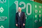 04.02.2019, Dorint Park Hotel Bremen, Bremen, GER, 1.FBL, 120 Jahre SV Werder Bremen - Gala-Dinner<br /> <br /> im Bild<br /> Andreas Hoetzel (Mitglied des Aufsichtsrats SV Werder Bremen), <br /> <br /> Der Fussballverein SV Werder Bremen feiert am heutigen 04. Februar 2019 sein 120-jähriges Bestehen. Im Park Hotel Bremen findet anläßlich des Jubiläums ein Galadinner statt. <br /> <br /> Foto © nordphoto / Ewert