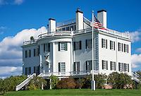 Montpellier, General Henery Knox Museum, Thomaston, Maine, USA