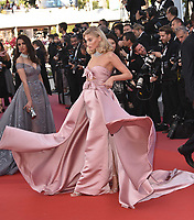 CANNES, FRANCE - MAY 12: Elsa Hosk at 'Girls Of The Sun (Les Filles Du Soleil)' screening during the 71st annual Cannes Film Festival at Palais des Festivals on May 12, 2018 in Cannes, France.<br /> CAP/PL<br /> &copy;Phil Loftus/Capital Pictures