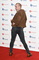 Louie Spence at the Virgin Money Giving Mind Media Awards at the Odeon Leicester Square, London, UK. <br /> 13 November  2017<br /> Picture: Steve Vas/Featureflash/SilverHub 0208 004 5359 sales@silverhubmedia.com