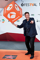 Comedian Carlos Later attends to presentation of new season of 'Tu cara me suena' during FestVal in Vitoria, Spain. September 06, 2018. (ALTERPHOTOS/Borja B.Hojas) /NortePhoto.com NORTEPHOTOMEXICO