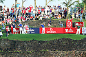 Gary Woodland (USA) in action during the final round of the Omega Mission Hills World Cup played at The Blackstone Course, Mission Hills Golf Club on November 27th in Haikou, Hainan Island, China.( Picture Credit / Phil Inglis )