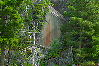 Pictographs on Lake of the Woods<br />