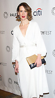 """HOLLYWOOD, LOS ANGELES, CA, USA - MARCH 28: Sarah Paulson at the 2014 PaleyFest - """"American Horror Story"""" held at the Dolby Theatre on March 28, 2014 in Hollywood, Los Angeles, California, United States. (Photo by Celebrity Monitor)"""