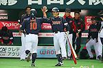 Kazuo Matsui (JPN), .MARCH 2, 2013 - WBC : .2013 World Baseball Classic .1st Round Pool A .between Japan 5-3 Brazil .at Yafuoku Dome, Fukuoka, Japan. .(Photo by YUTAKA/AFLO SPORT) [1040]