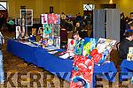 Kingdom Comic Fest in the Brandon Hotel on Saturday morning.