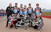 Lakeside Hammers Press and Practice 20-Mar-2015