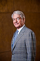 Charles Schwab pictures: Executive portrait photography of Charles Schwab by San Francisco corporate photographer Eric Millette