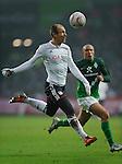 Fussball Bundesliga 2010/11, 20. Spieltag: SV Werder Bremen - FC Bayern Muenchen