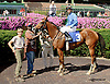Our Niece winning at Delaware Park on 9/17/14