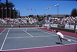 Pro tennis at Seascape