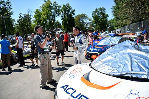 Pirelli World Challenge<br /> Grand Prix of Mid-Ohio<br /> Mid-Ohio Sports Car Course, Lexington, OH USA<br /> Sunday 30 July 2017<br /> Ryan Eversley<br /> World Copyright: Richard Dole/LAT Images<br /> ref: Digital Image RD_MIDO_17_260