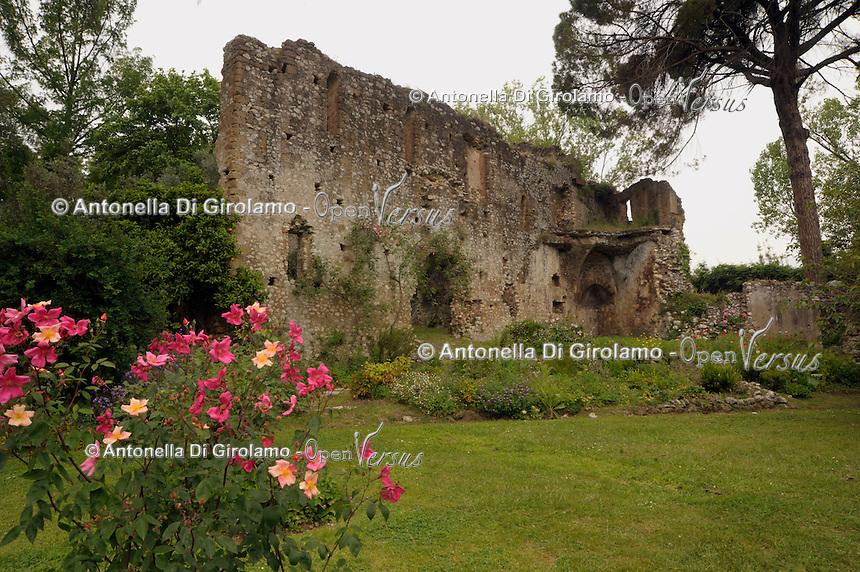 I Giardini Di Ninfa Openversus Antonella Di Girolamo