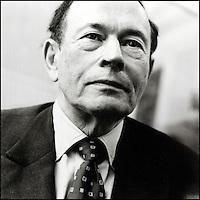 Gerald Edelman, medicine nobel prize 1972 © Claudio Vitale