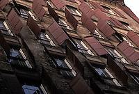 Shuttered windows<br />