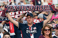 FOXBOROUGH, MA - JULY 27:  during a game between Orlando City SC and New England Revolution at Gillette Stadium on July 27, 2019 in Foxborough, Massachusetts.