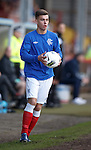 Ryan Sinnamon, Rangers